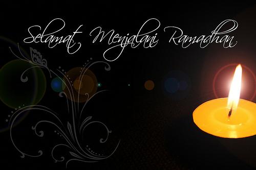 Selamat ramadhan chat2610, menikmati hari2