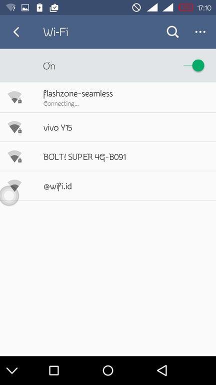 Cara Menggunakan Paket Wifi 4g Telkomsel Flashzone Seamless Rank Mudo